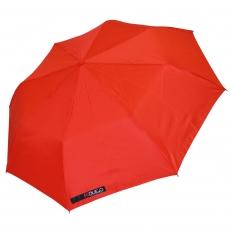Женский зонтик H.Due.O красный