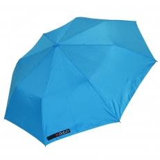 Женский зонтик H.Due.O голубой