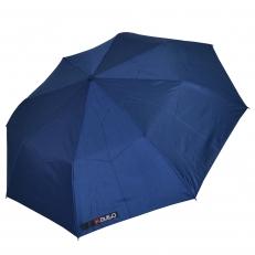 Женский зонтик H.Due.O темно-синий