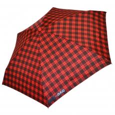 Маленький зонт H.Due.O красный