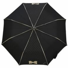 Женский зонтик H.249-1 черный