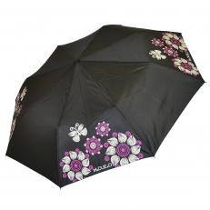 Зонт женский Butterfly фиолетовый