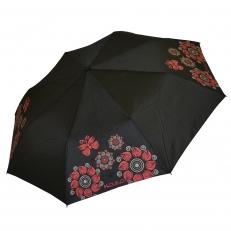 Зонт женский Butterfly красный
