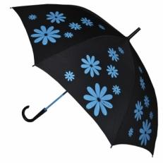 """Зонт-трость H.404-1 """"Голубые ромашки"""""""