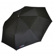 Мужской зонтик черный