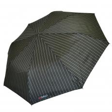 Зонт мужской H.DUE.O серый