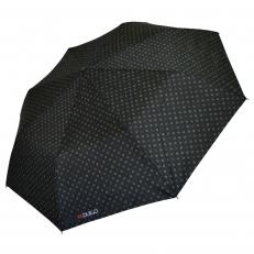 Зонт мужской H.DUE.O черный