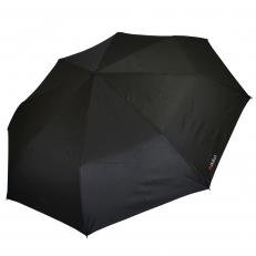 Большой мужской зонт черный