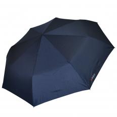 Большой мужской зонт синий