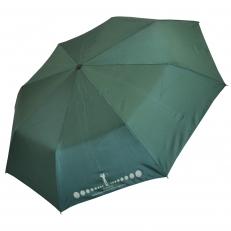Зонт мужской H.614-4 HOLE IN ONE зеленый