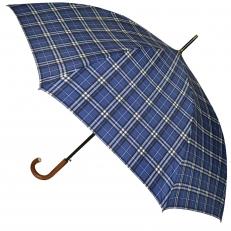 Зонт трость клетка H.901-5