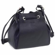 Кожаная торба 9937 N.Polo D.Blue фото-2
