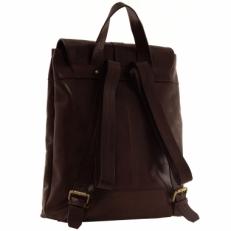 Кожаный рюкзак 9674 N.Vegetta Brown фото-2