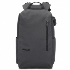 Городской рюкзак Intasafe backpack серый