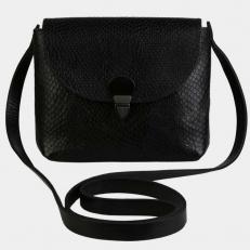 Женская сумочка KB001 синий питон