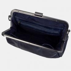 Женский клатч KB0017 Blue Piton фото-2