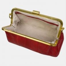 Женский клатч KB0017 Red Piton фото-2