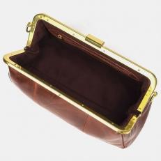 Сумочка клатч KB0018 Cognac фото-2