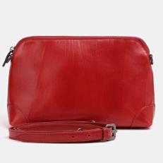 Красная сумочка через плечо KB0025