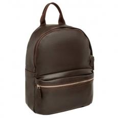 Мужской кожаный рюкзак Keppel