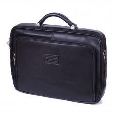 Кожаная сумка-кейс для ноубука 04-020245A