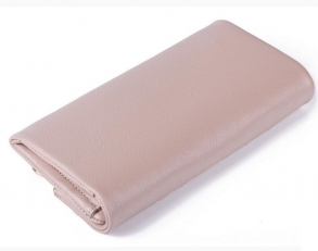 Кожаный клатч 9592 N.Polo Powder фото-2