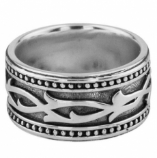"Серебряное кольцо ""Лоза"""
