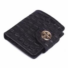 Кошелек Narvin 9570 Crocco Black