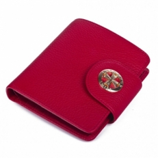 Кошелек Narvin 9570 Polo Red
