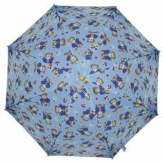 """Детский зонт Ame Yoke """"Мишки"""" голубой"""