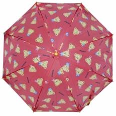 """Детский зонт Ame Yoke """"Мишки"""" красный"""