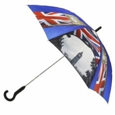"""Женская трость """"Британский флаг"""""""