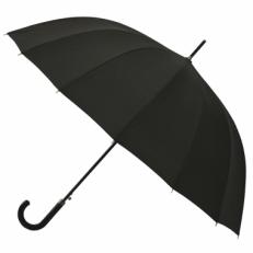 Зонт-трость мужской L-70 черный