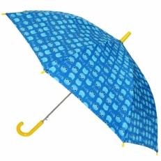 "Детский зонт Ame Yoke ""Лягушата"" голубой"