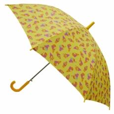 "Детский зонт Ame Yoke ""Мороженое"" желтый"