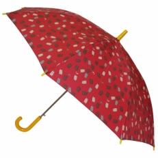 """Детский зонт Ame Yoke """"Котики"""" красный"""