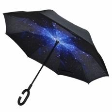 """Зонт наоборот """"Галактика"""""""