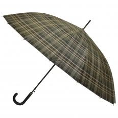 Зонт-трость мужской L-70CH-1 клетка