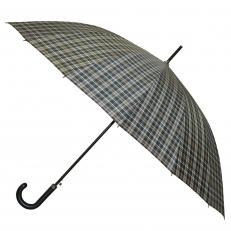 Зонт-трость мужской L-70CH-10 клетка