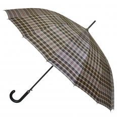 Зонт-трость мужской L-70CH-2 клетка