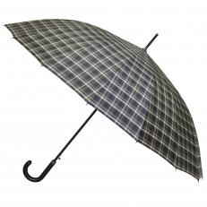 Зонт-трость мужской L-70CH-3 клетка