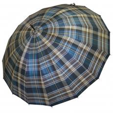 Зонт-трость мужской L-70CH-4 клетка