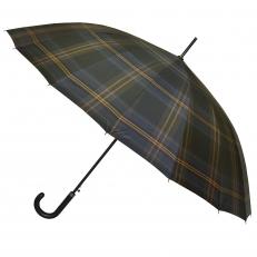 Зонт-трость мужской L-70CH-5 клетка