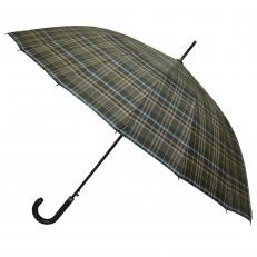 Зонт-трость мужской L-70CH-6 клетка