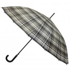 Зонт-трость мужской L-70CH-7 клетка