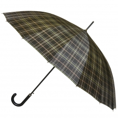 Зонт-трость мужской L-70CH-9 клетка
