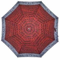 Зонт-трость принт змея LA4002