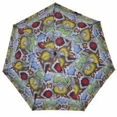 Зонт мини бордовая змея Ferre LA5005