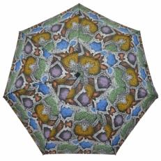 Зонт складной голубая змея Ferre LA5005