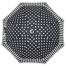 Зонт-трость Ferre LA5006 черно-белый